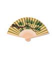 Fan for Kabuki dance Geisha accessories