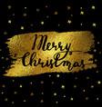 polka dotted holidays vector image vector image