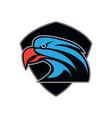 american eagle head logo vector image vector image
