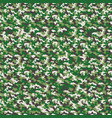 military camouflage seamless texture vector image vector image