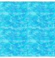 Seamless texture of water vector image vector image