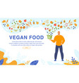Vegan food order and free delivery online service