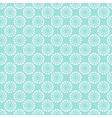 Vintage pale blue seamless pattern vector image vector image