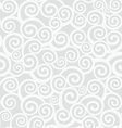 Background with curlicues vector image vector image