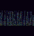 genomic analysis visualization dna genomes vector image vector image