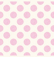 Geometric seamless pattern with pink