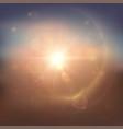 dark summer background vector image vector image