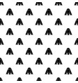 man egypt pattern seamless vector image vector image