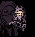 queen assassin vector image
