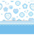 Blue greeting card vector | Price: 1 Credit (USD $1)