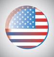 american design vector image vector image