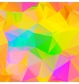 Seamless coloful pattern vector image vector image