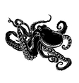 Ocean octopus vector | Price: 1 Credit (USD $1)