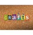 Crafts Concept