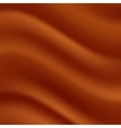 Red Wave Background vector image
