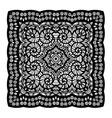square mandala Ethnic decorative elements vector image vector image