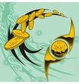 Coins design set vector image