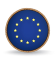 European Union Seal vector image
