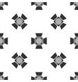 movie spotlight icon isolated seamless pattern vector image