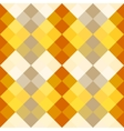 Yellow orange gray harmony simple squares vector image vector image