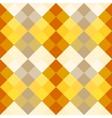 Yellow orange gray harmony simple squares vector image
