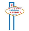 Las vegas sign vector | Price: 1 Credit (USD $1)