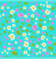a colourful seamless background with exotic vector image