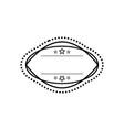 Vintage retro blank labels logo