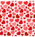 heartpattern vector image