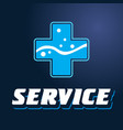 logo service plus vector image