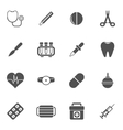 Medical Icons Set vector image vector image