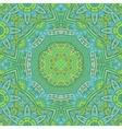 abstact green seamless Geometric print vector image