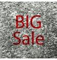 Big sale icon symbol Flat modern web design with vector image