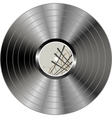 vinyl record vector image