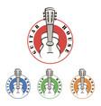 acoustic guitar emblems
