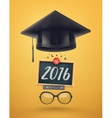 Class of 2016 vector image vector image