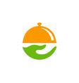 help food logo icon design vector image