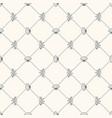 seamless sea life monochrome geometric vector image vector image