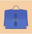 Business bag vector image