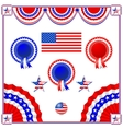 National American symbolics vector image