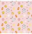 Seamless easter background vector | Price: 1 Credit (USD $1)