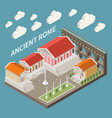ancient rome concept