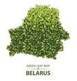 green leaf map belarus