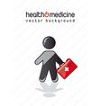 health and medicine vector image