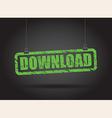 download green vector image