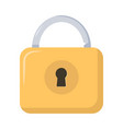 lock icon padlock privacy and vector image