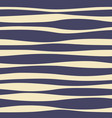 seamless pattern with thick stripes vector image vector image