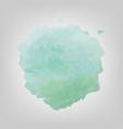 pastel blot vector image vector image