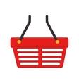 basket market buy shop design vector image vector image