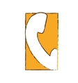 phone thumbnail icon image vector image